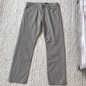 AG Khaki Colored Denim Pants
